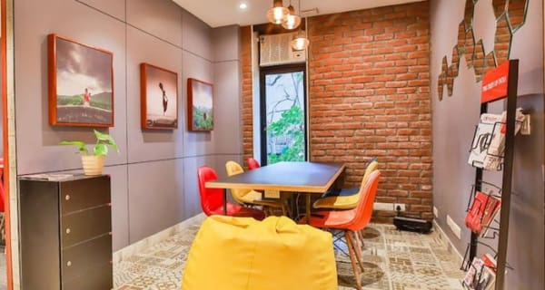 Coworking Space, Work Cafes, Shared Office Spaces in Delhi