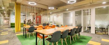 workspace provided by myHQ in Jayanagar