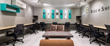 workspace provided by myHQ in North Delhi