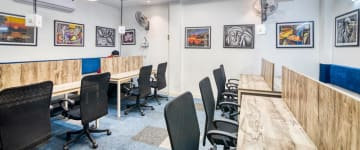 workspace provided by myHQ in South Delhi