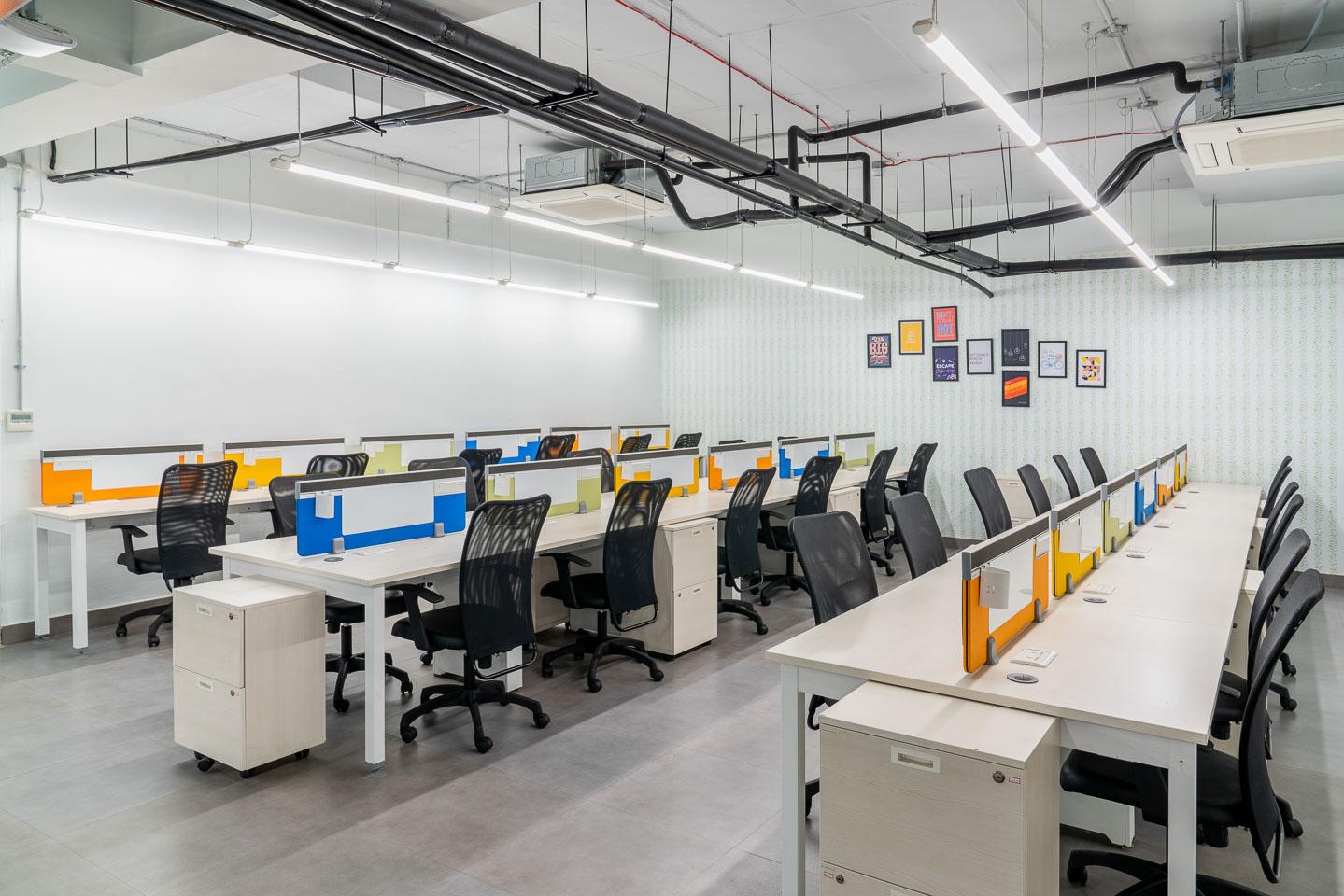 Coworking space in Mahadevapura, Bangalore