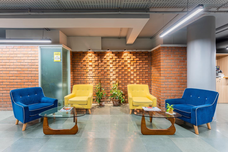 Coworking space in Ashok Nagar, Bangalore