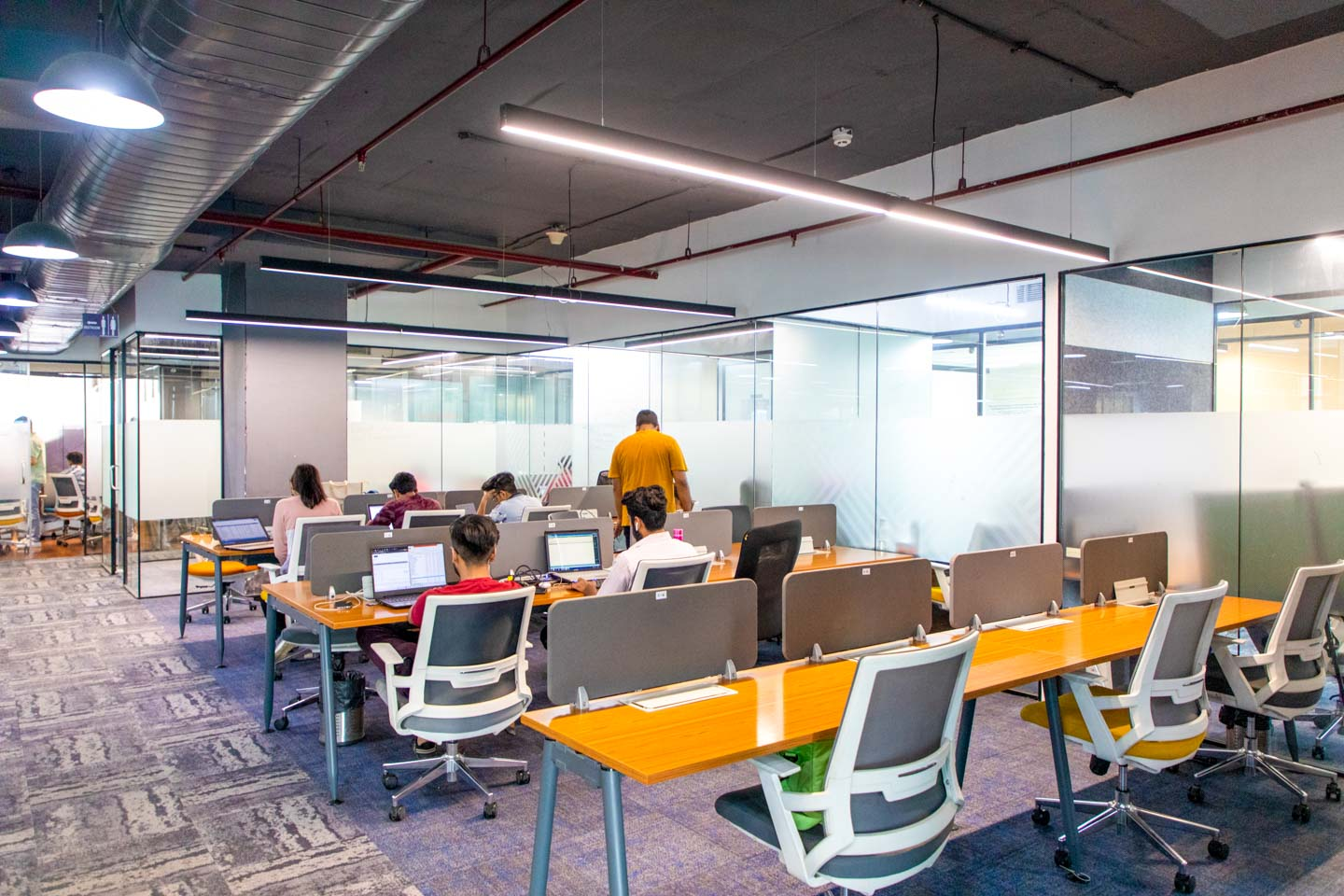 Coworking space in Golf Course Extension Road, Gurugram