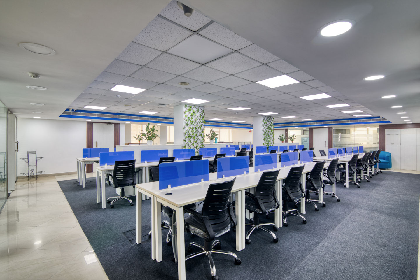 Coworking space in Nehru Place, New Delhi