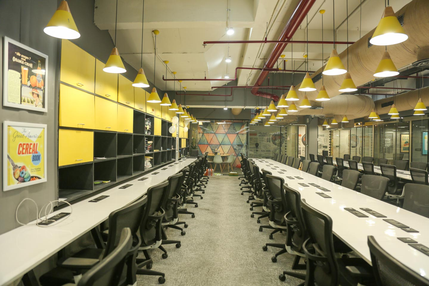 Coworking space in Saket, New Delhi