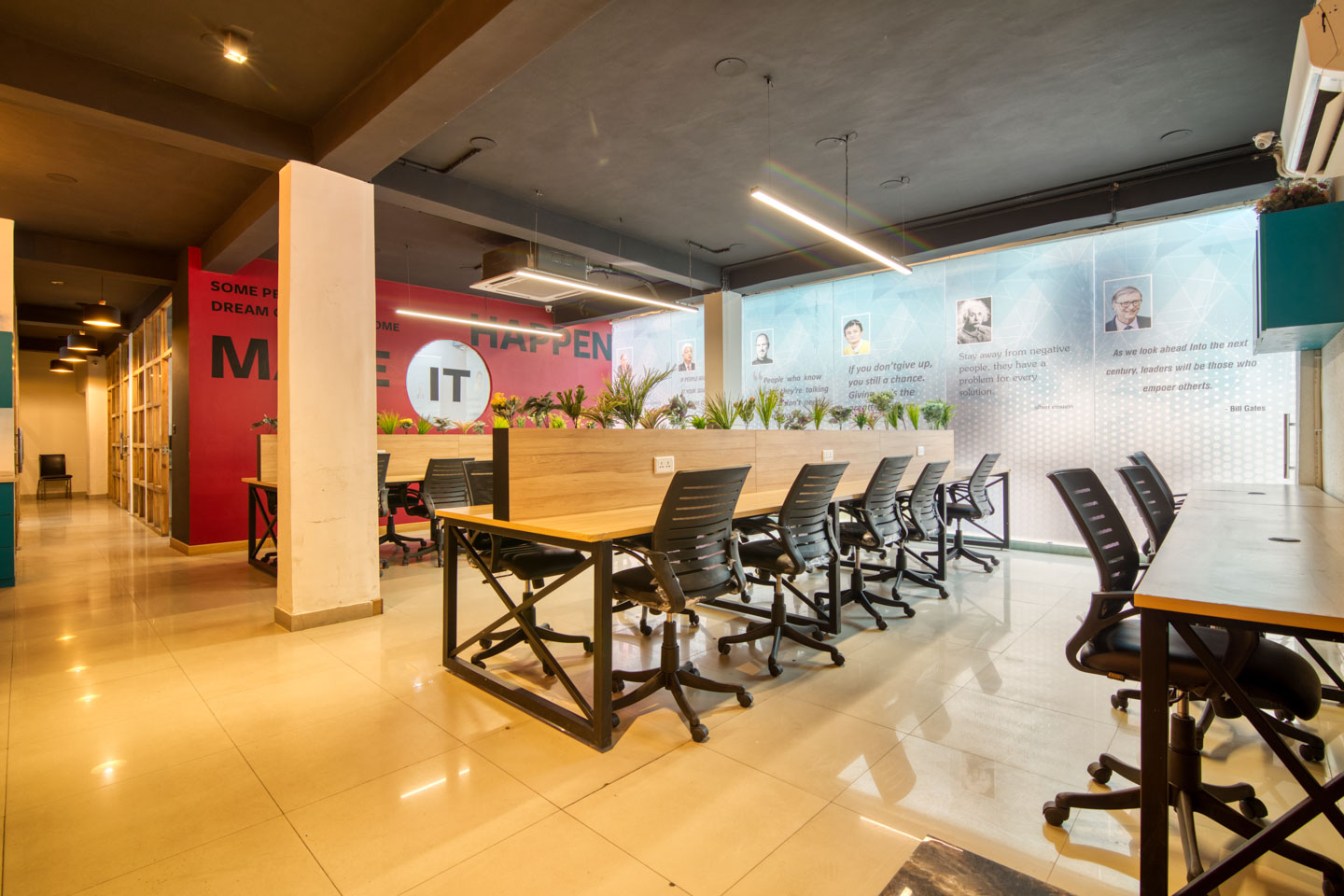 Coworking space in Badarpur, New Delhi