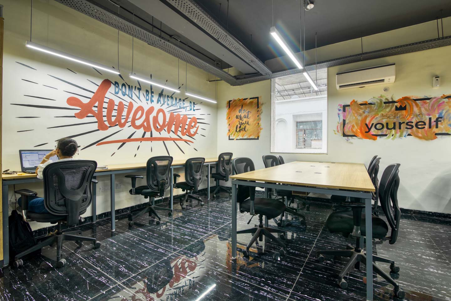 Coworking space in Sector 59, Noida