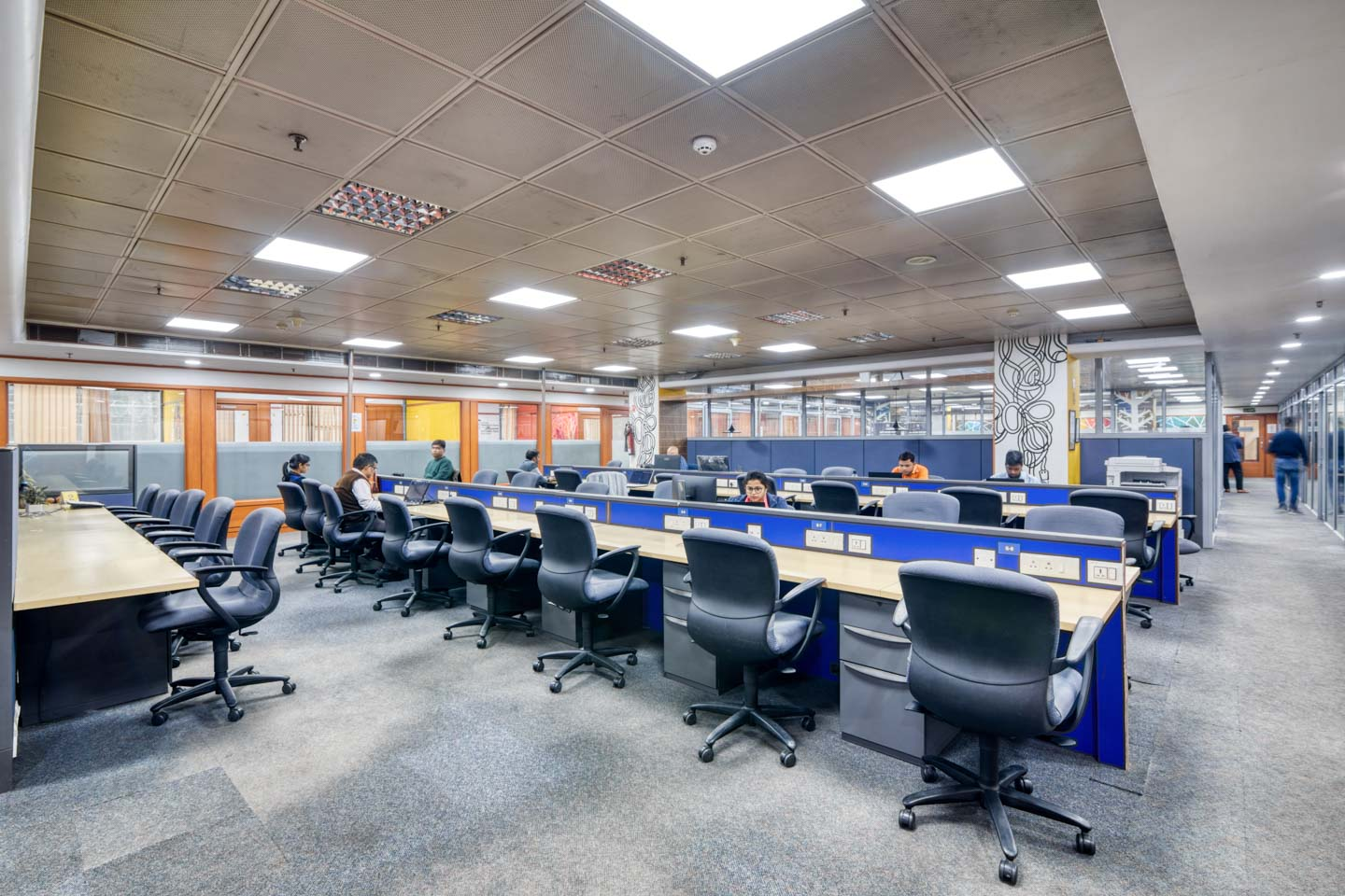 Coworking space in Sector 58, Noida