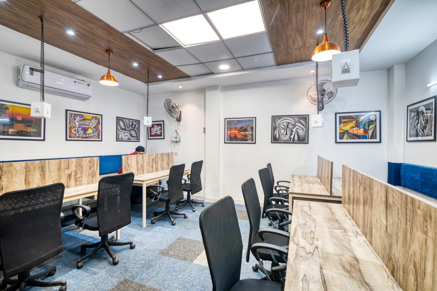 Coworking space in East Of Kailash, New Delhi