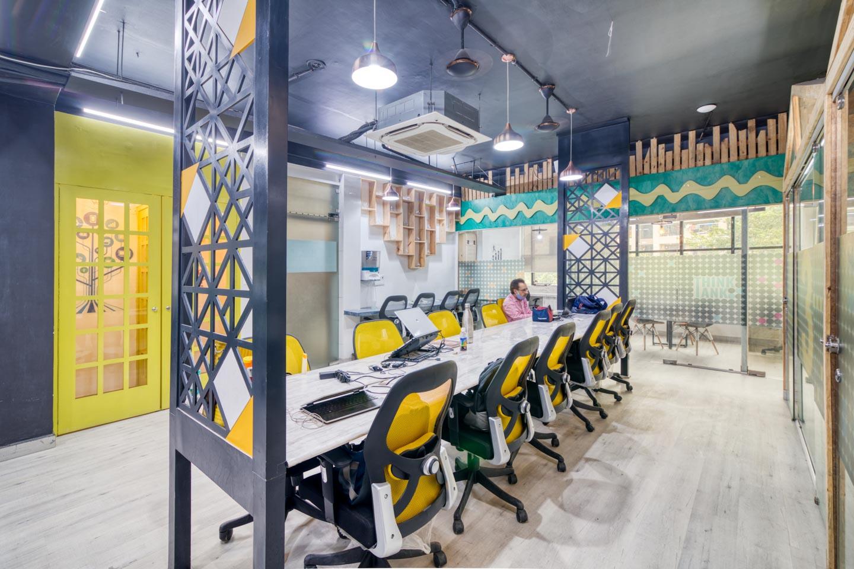 Coworking space in Kaushambi, Ghaziabad