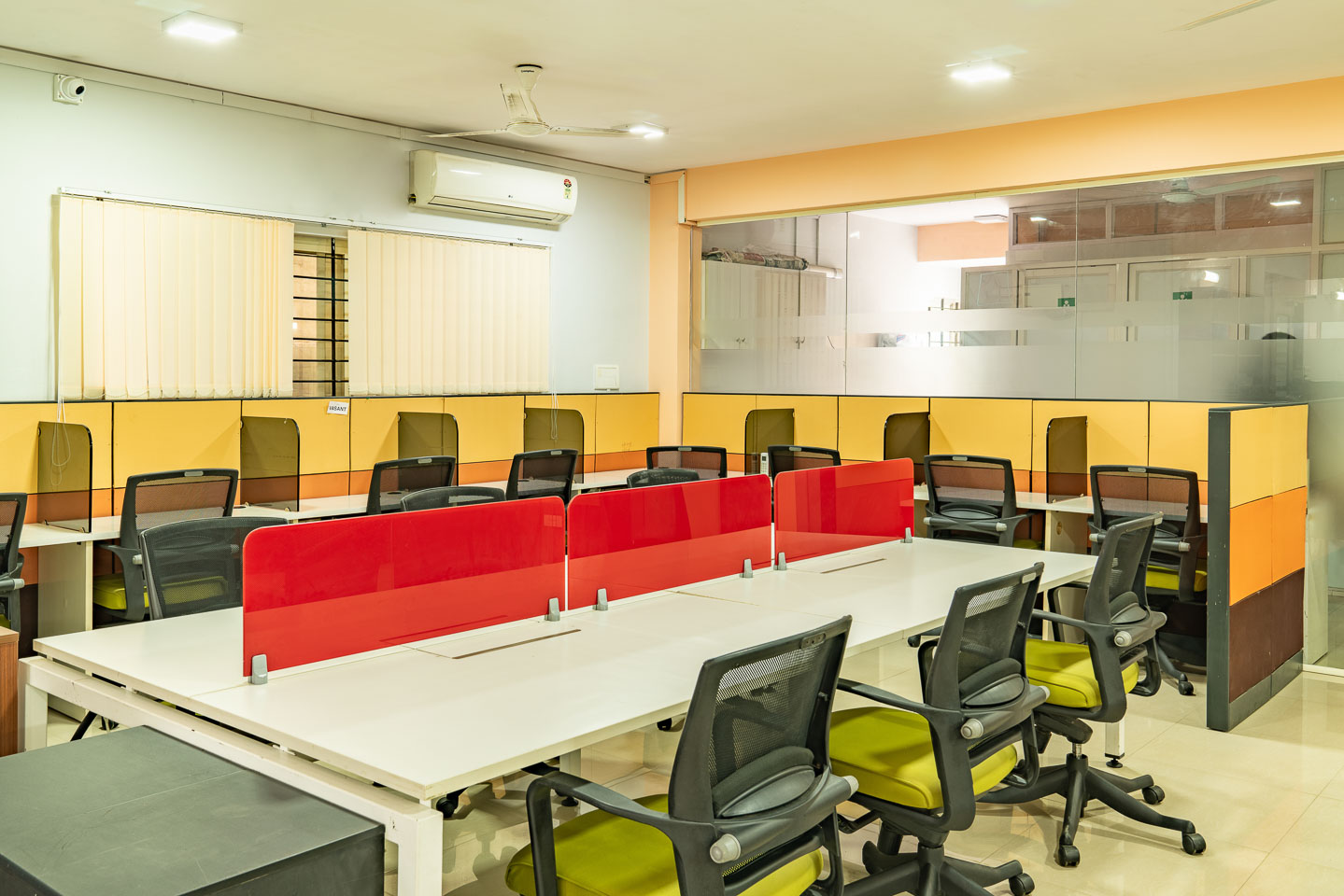 Coworking space in East of NGEF Layout, Bangalore
