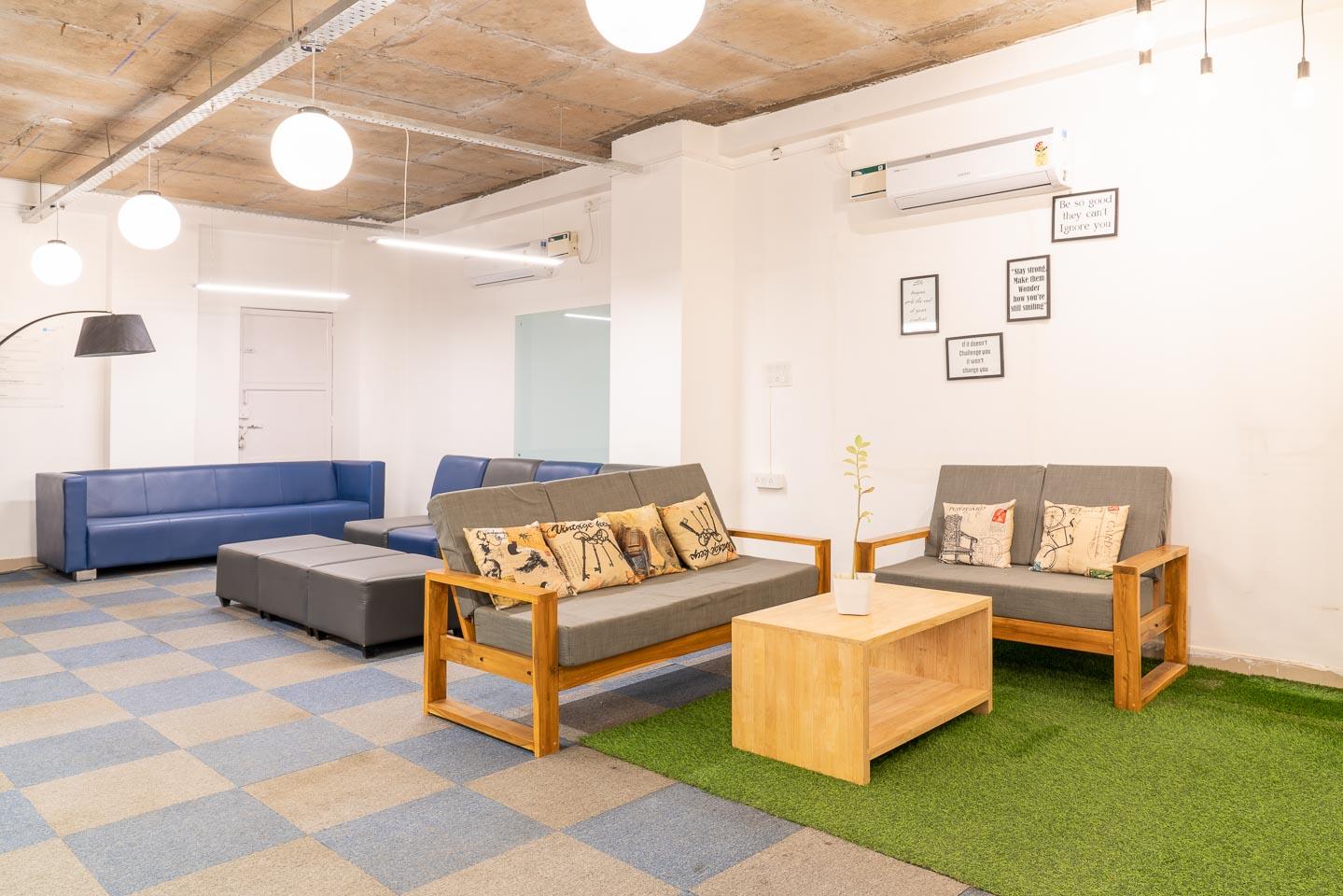 Coworking space in Koramangala, Bangalore