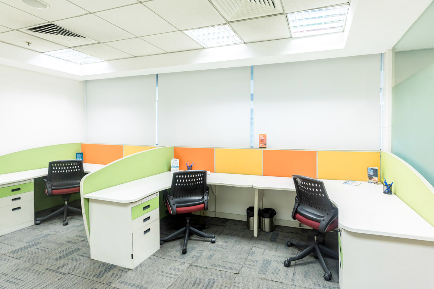 Coworking space in Golf Course Road, Gurugram