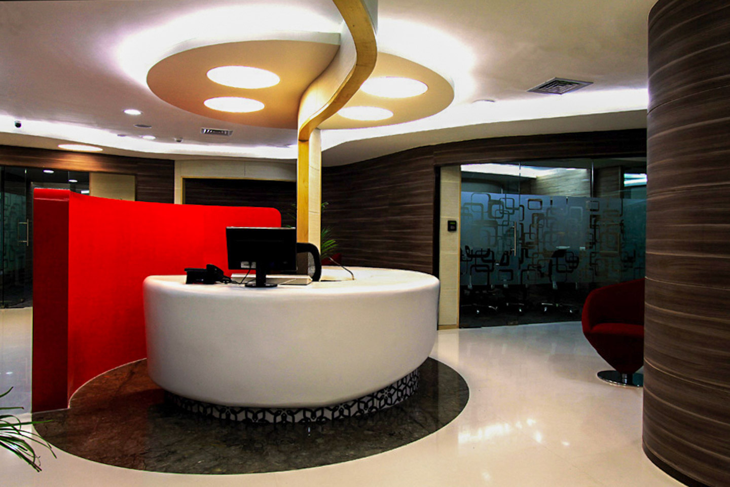 Coworking space in Langford Town, Bangalore