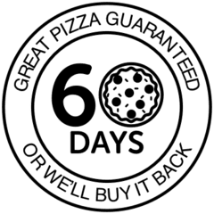 This guarantee only applies to purchases made through ooni.com