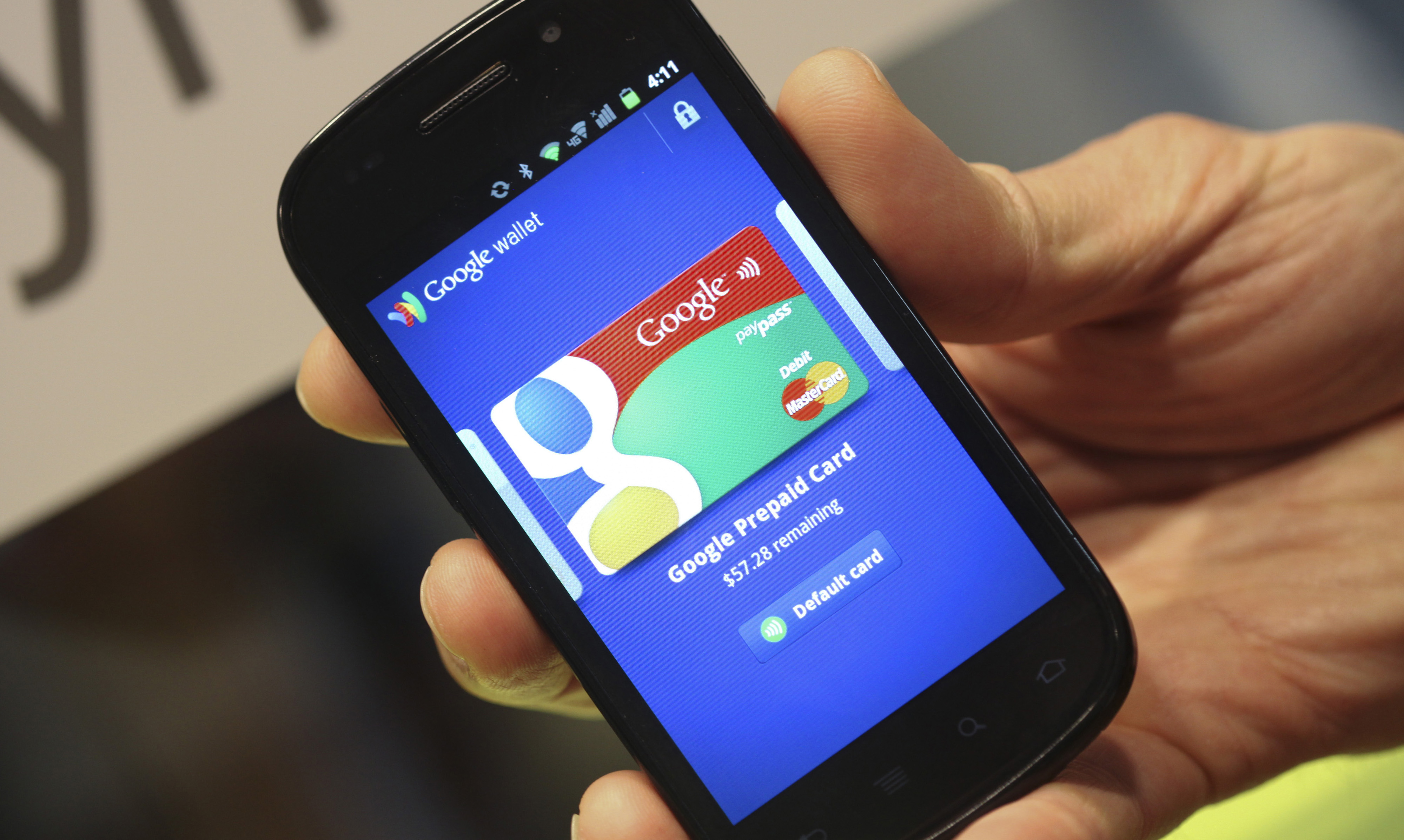 google payment wallet