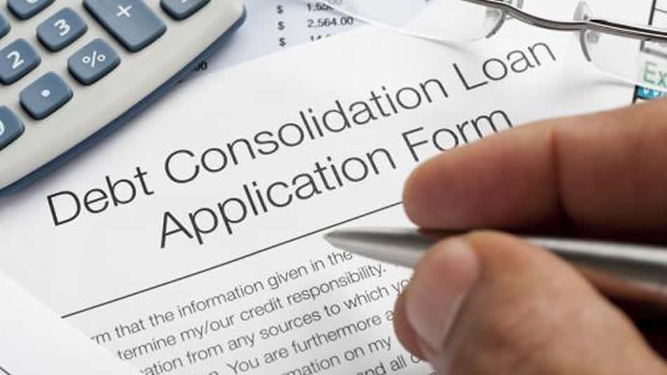 Consolidating debt finance loan