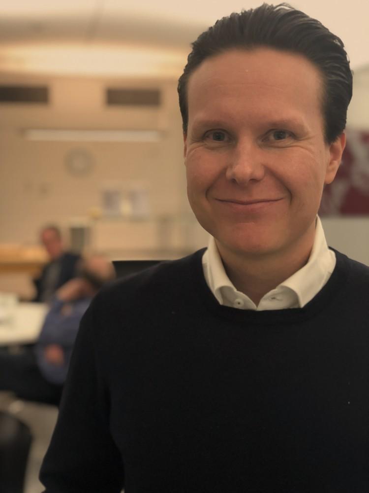 Hankkeen vetäjänä toimii kehityspäällikkö Jani Kilkka.