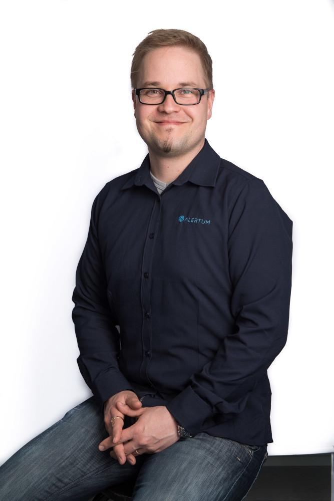 Tulityökouluttaja Olli Ryhänen