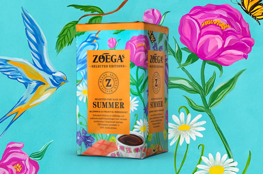 Summer Inspired custom packaging