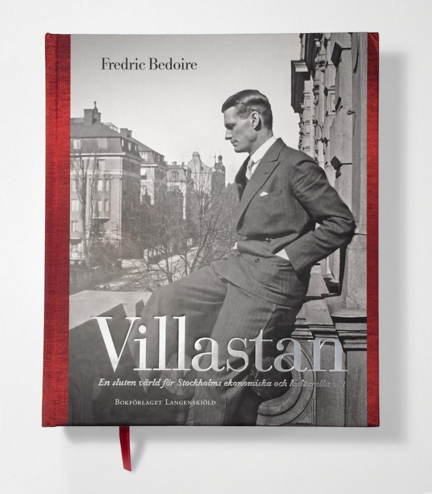 Lyssna till Fredric Bedoire om legendariska Villastan