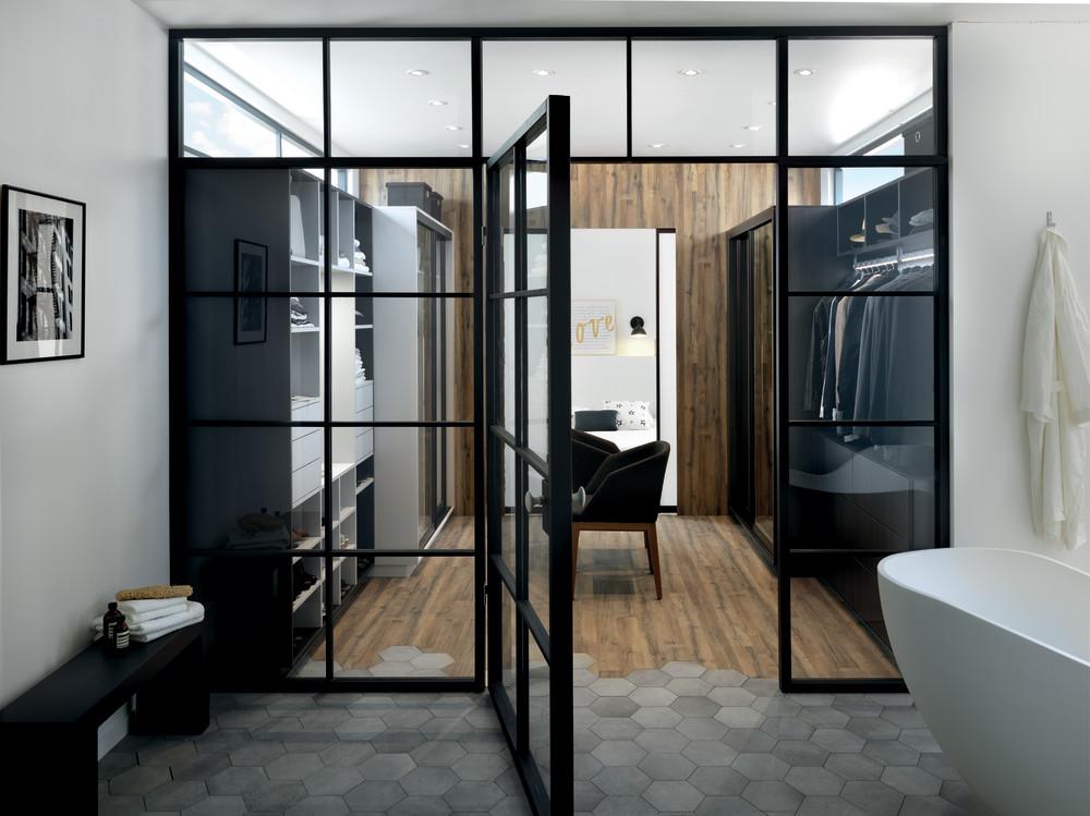 Groovy Walk-in closet: Få 5 gode ideer til garderoben din - Schmidt VG-06
