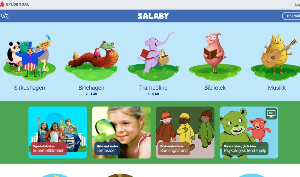 Leker for læring og utvikling Lærerik lek Kategorier