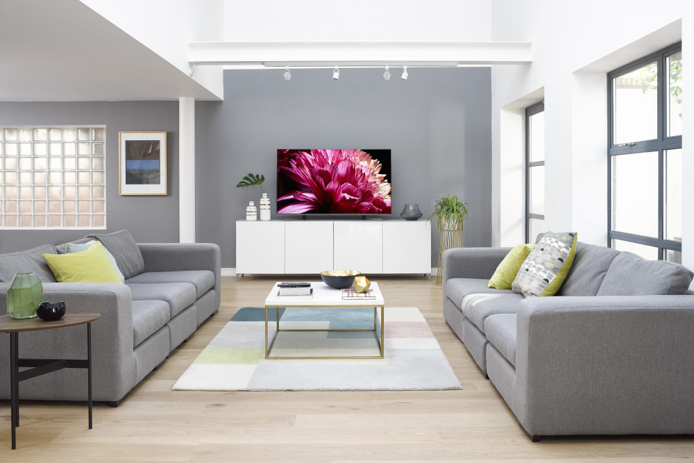 Sony Reveals How Tv Has Impacted The Living Room Through The Sony Europe