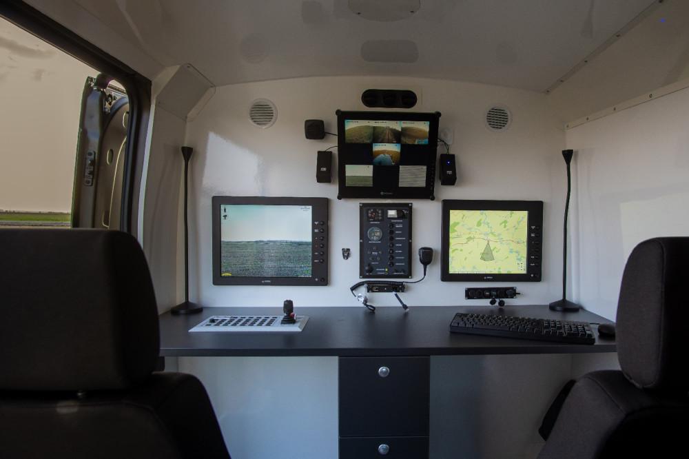 Ford Transit special echipate pentru Poliția de Frontieră_2