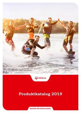 Der neue Produktkatalog 2019