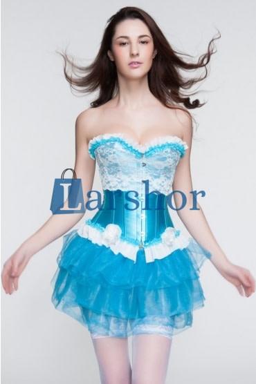bff32cc757 Je uiterlijk verbeteren met korset jurken. - Mahchery Co.