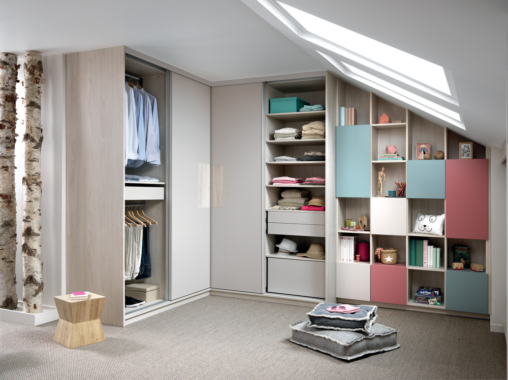 Seriøst Walk-in closet: Få 5 gode ideer til garderoben din - Schmidt PU-79