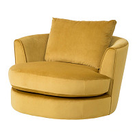 FASALT Swivel armchair £450