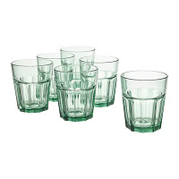 SOMMAR 2019  Glass Green £3.50/6 pack