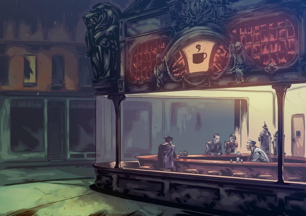 Mutant: Elysium on Kickstarter
