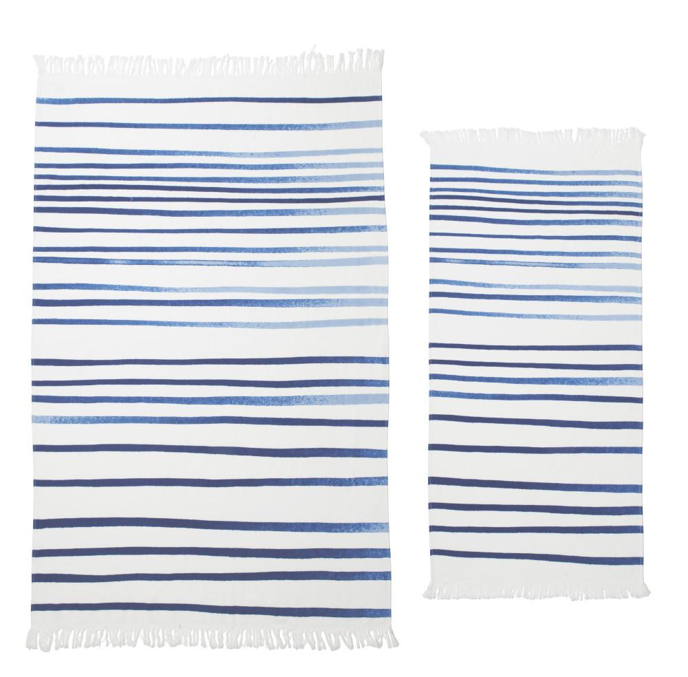 TÄNKVÄRD  Spa towel set  £12