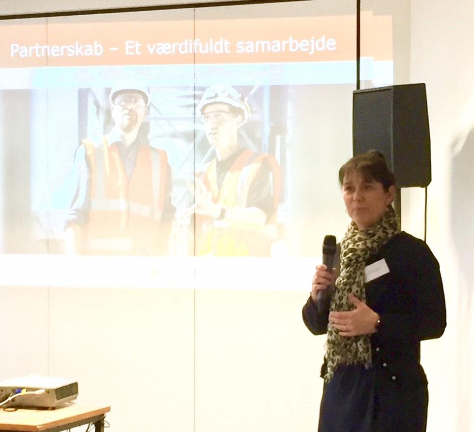 Olivia Tångberg, Udviklings- og uddannelseschef, Kemp og Lauritzen A/S