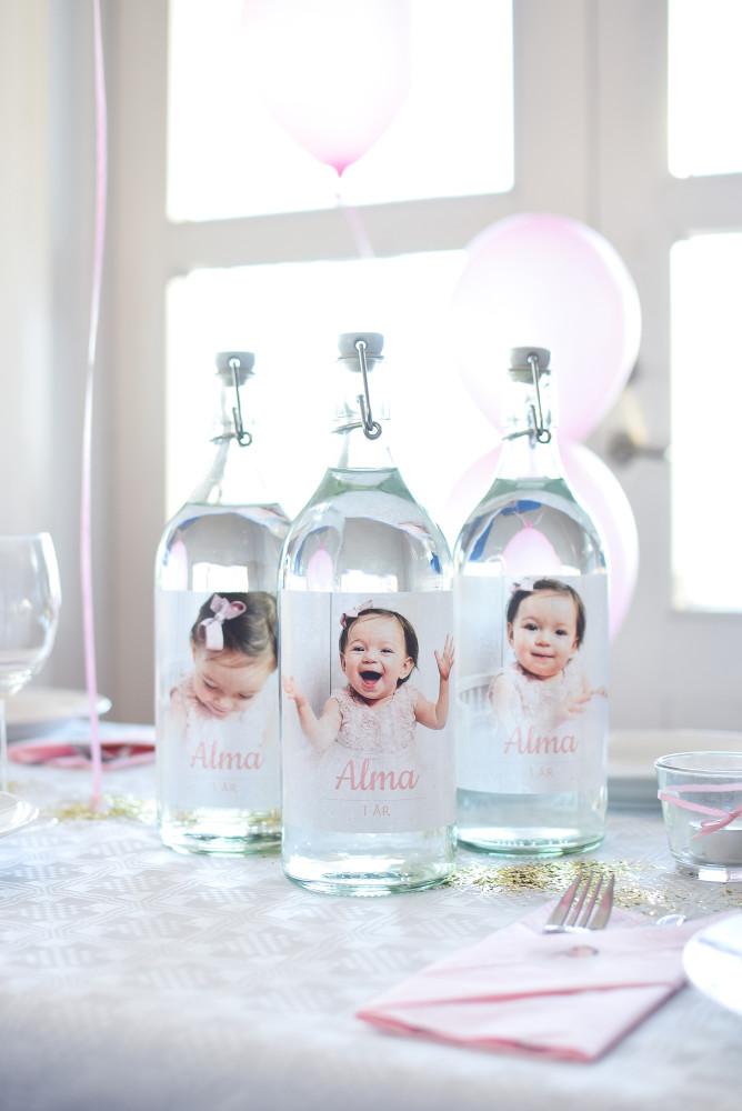 Flasketiketter Foto: Emily Ödmark