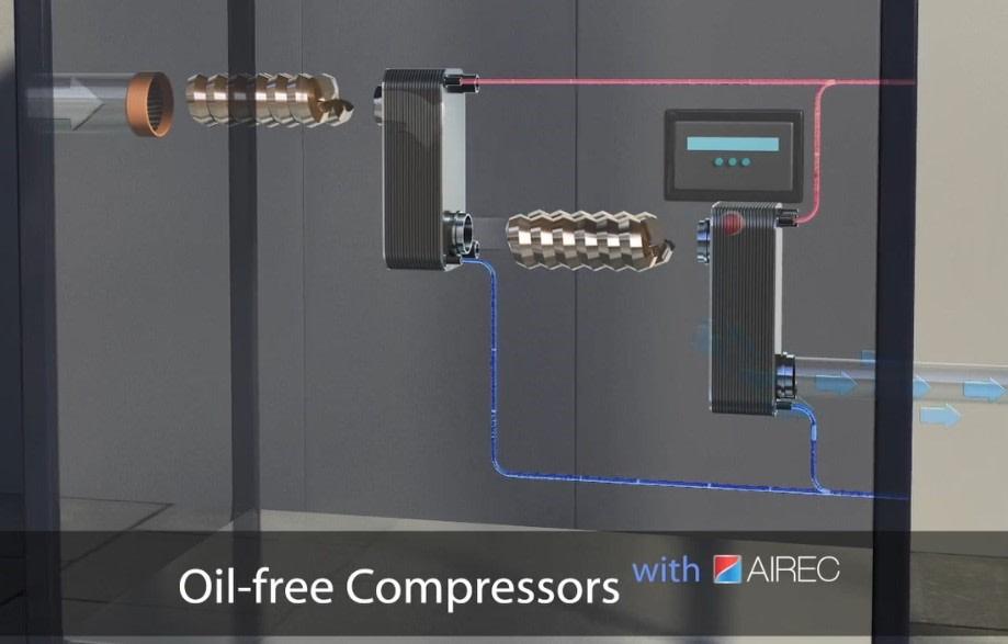 Air compressors - Airec AB