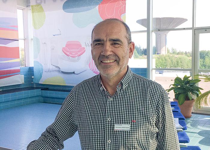 Dr José Antonio Jiménez