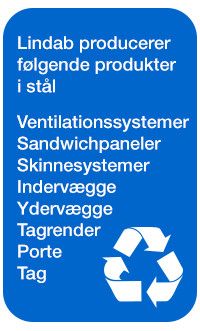 Staalprodukter Lindab
