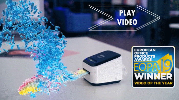VC-500W - Video of the Year European Office Products Awards (EOPA) 2019
