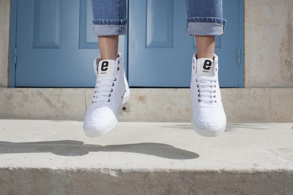 Die Top 4 der weißen Sneaker | PRESS RELEASE | fair, vegan