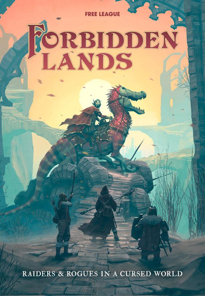 About Forbidden Lands