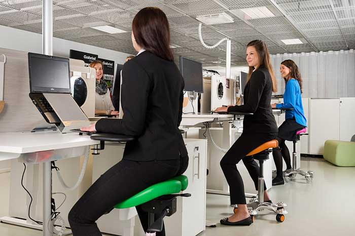 Alternative: healthy sitting