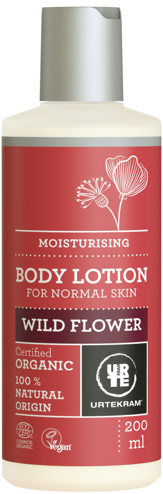 Wild Flower Body Lotion