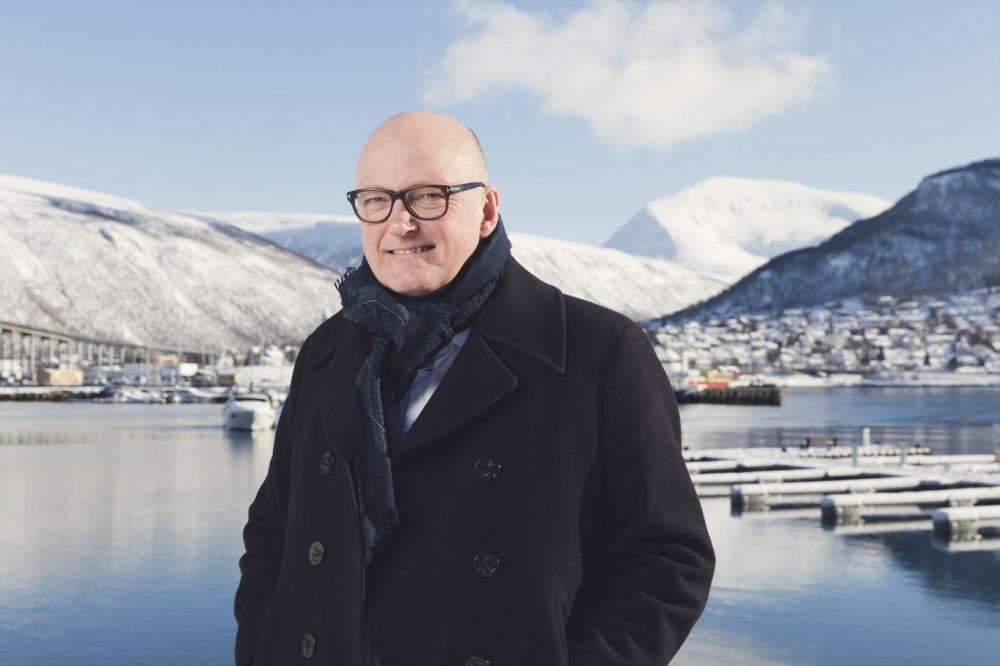 Hans Frode Kielland Aasmyhr - foto Norges sjømatråd / Marius Fiskum