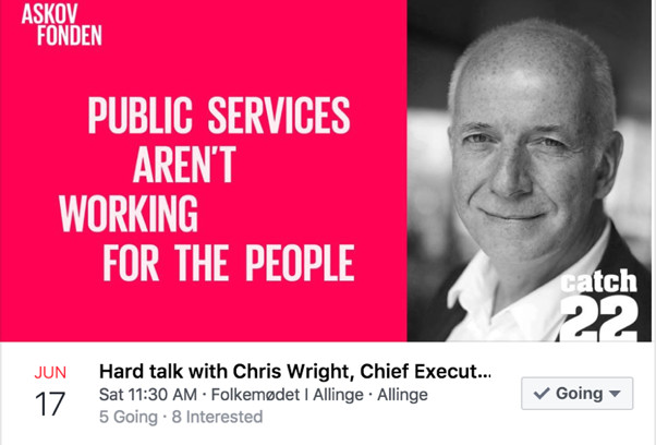 Public service aren't working for the people