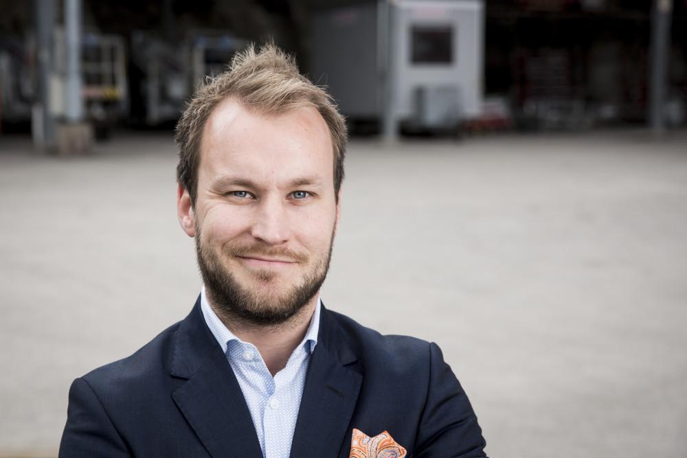 –Vain osallistamalla omaa väkeä ja asiakkaitamme voimme luoda yhtiöllemme innovatiivista, rajoja rikkovaa kulttuuria, kertoo hanketta luotsaava innovaatiopäällikkö Tomi Sundberg.
