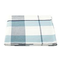 RUTIG  Tablecloth Check pattern blue £12